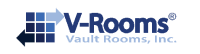 vault rooms, v-rooms, vault rooms logo