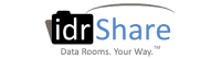 idrshare data room logo