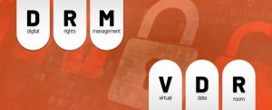 digital rights management data room, drm, vdr, secure data room