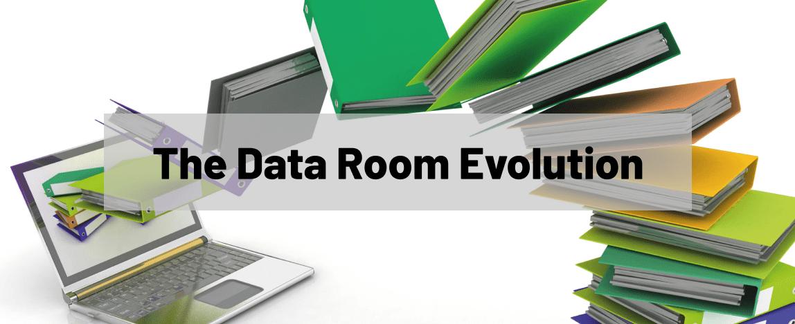 data room evolution